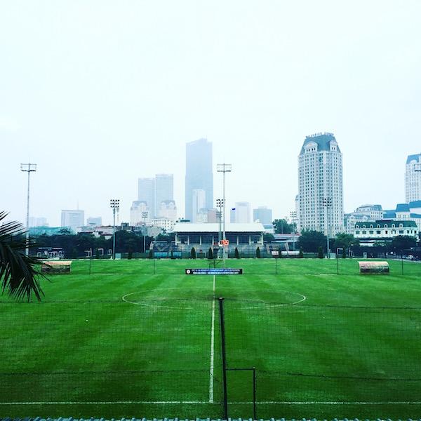 べトナムのサッカー|フォチューナ