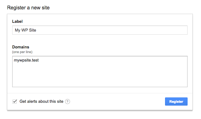 google reCAPTCHA登録 株式会社FORTUNA