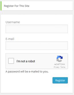 reCAPTCHAの導入 株式会社FORTUNA