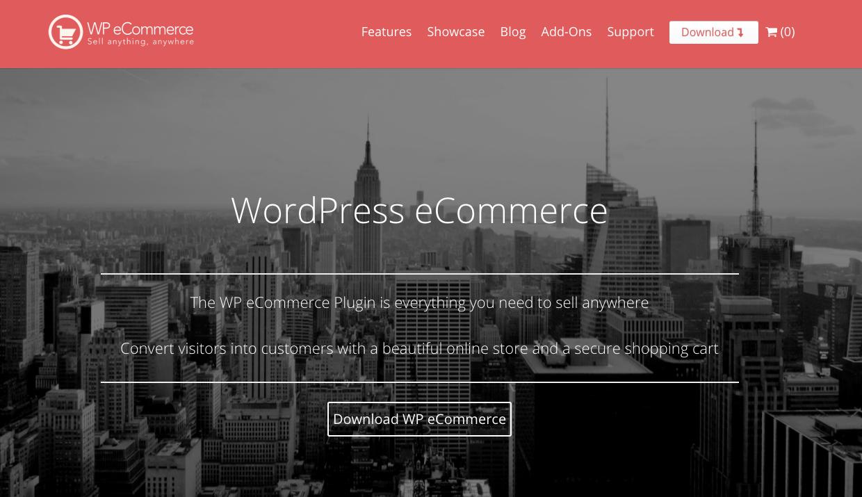 世界中のビジネスオーナーのためのオープンソリューション:WP eCommerce