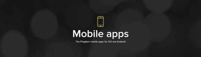 pingdom.com スマホでWordPressサイトを管理するための最強ツール